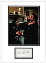 Bert Kwouk Autograph Signed Display - Pink Panther